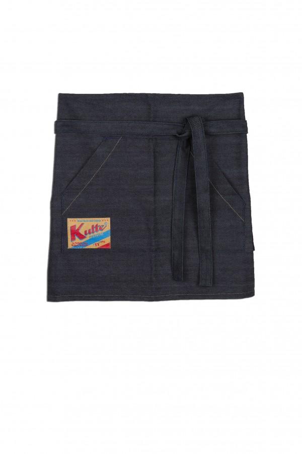 Tablier KULTE jupe bleu
