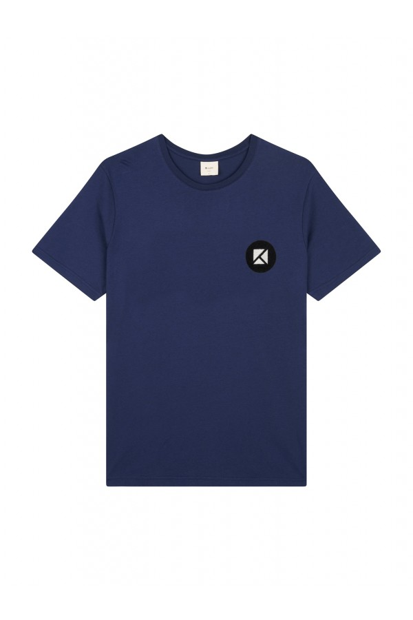 T-SHIRT CORPO PATCH NAVY