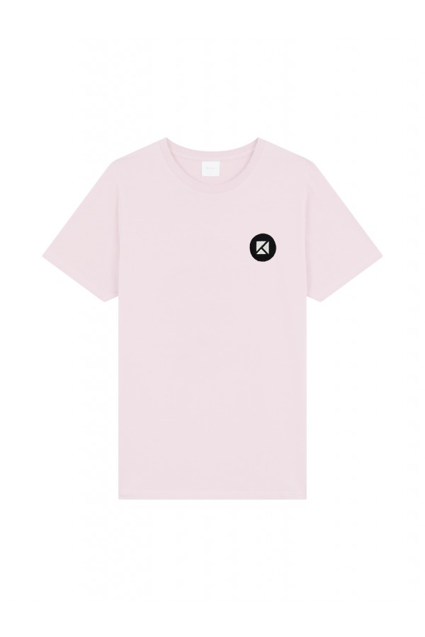 T-SHIRT CORPO PATCH PINK