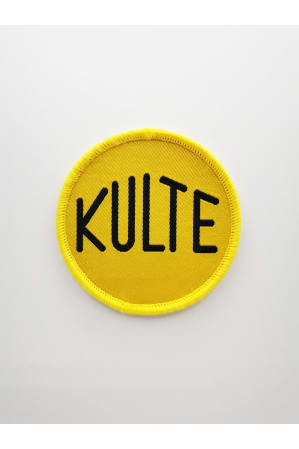 PATCH VINTAGE YELLOW