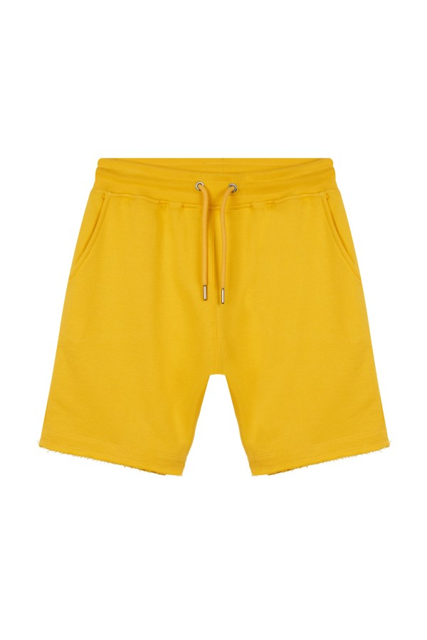 JOG SHORT YELLOW