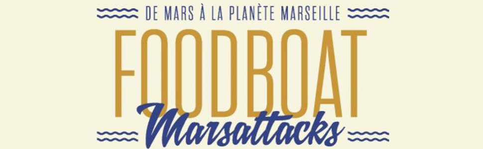 FoodBoat Marsattacks